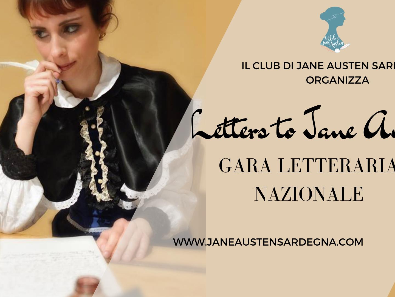 """Angela Caputo vince la prima edizione di """"Letters to Jane Austen"""""""