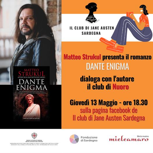"""Presentazione del romanzo """"Dante Enigma"""""""
