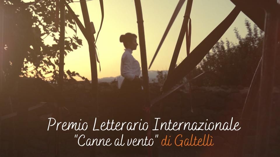 """Premio letterario internazionale """"Canne al vento"""""""